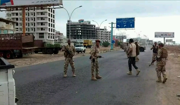 ضبط عصابة مسلحة بحملة أمنية في عدن