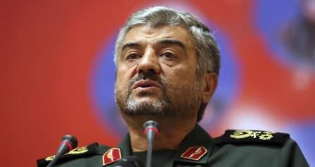 الحرس الثوري الإيراني يتوعد الإسرائيليين بصواريخ فوق رؤوسهم