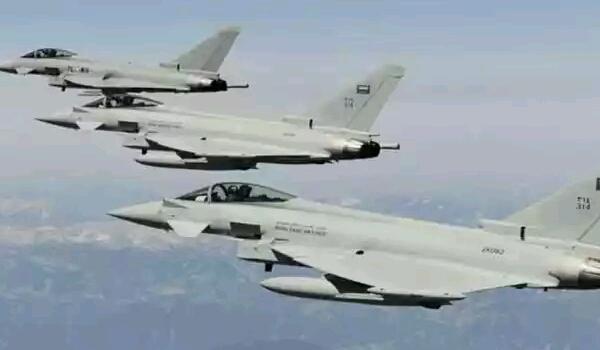 عاجل: التحالف يعلن عن بدء «عملية عسكرية نوعية» في «صنعاء» ويوجه دعوة للسكان
