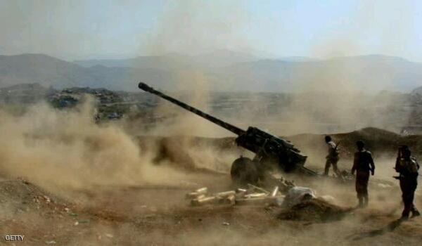 قوات الشرعية تسيطر على طريق مدينة صعدة وتنصب أول نقاطها العسكرية