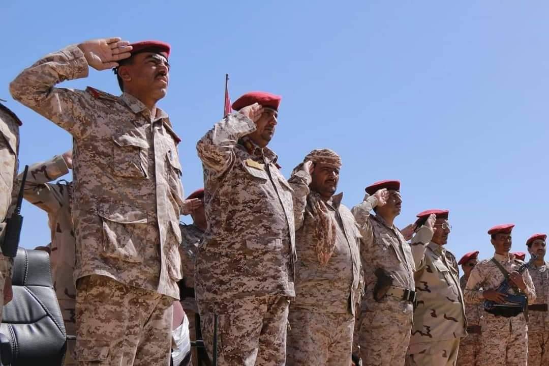 قائد «العسكرية السابعة» يؤكد قرب «نهاية الحوثي»
