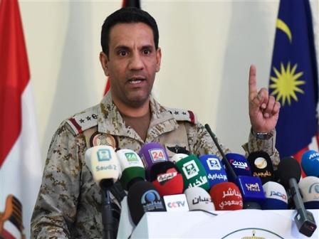 التحالف يكشف عن تفاصيل العملية العسكرية بصنعاء وهذه هي الأهداف التي تم استهدافها
