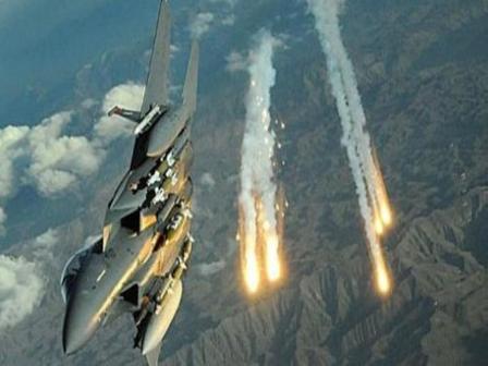 مستجدات – الطيران يفتك بالحوثيين على أبواب «كشر» ويدمر تعزيزات كانت في طريقها الى «حجور»
