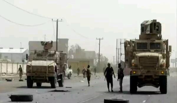 ألوية العمالقة توجه رسالة حرب للحوثيين وتعلن الجاهزية