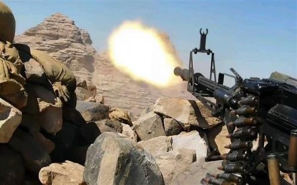 نهاية مؤلمة لعشرات الحوثيين تسللوا الى مديرية اعلن الجيش قبل يومين تحريرها بالكامل