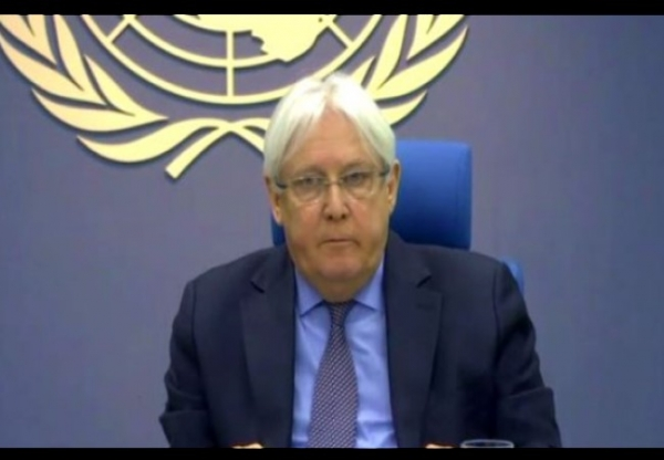 ابرز ماتحدث به «غريفيث» في إحاطته امام مجلس الأمن الدولي