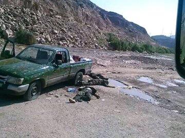 الحوثيون يصابون بجنون الهزيمة .. وقبائل حجور  تقصم  ظهور المليشيات ..  جديد المواجهات