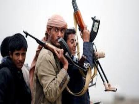 إعتداء حوثي من العيار الثقيل يستهدف كبير مشائخ إحدى مديريات «ذمـار»