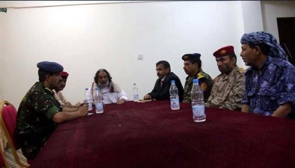 اللجنة الأمنية بمحافظة الجوف تتوعد بالضرب بيد من حديد لكل لهذه العناصر
