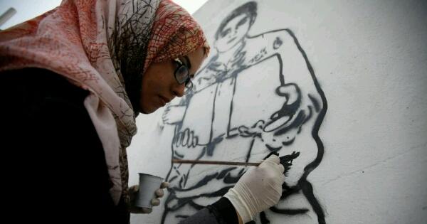 فن الشارع صوت من لا صوت له في اليمن