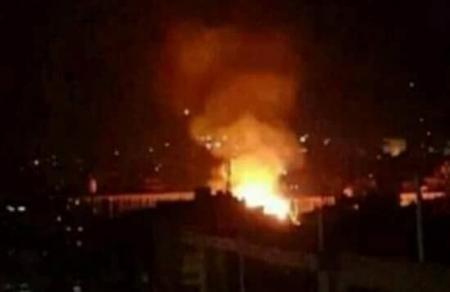 مصادر تكشف سبب الإنفجار العنيف الذي هز اليوم أحد الأحياء السكنية بـ«صنعاء»