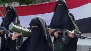 العالم السري للزينبيات .. من هن واين يتم تأهيلهن .. نواعم الخوثيين في مهمات  قذرة