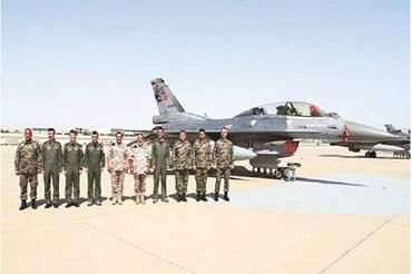 قوات جوية تركية تصل قطر .. لهذه  المهمة