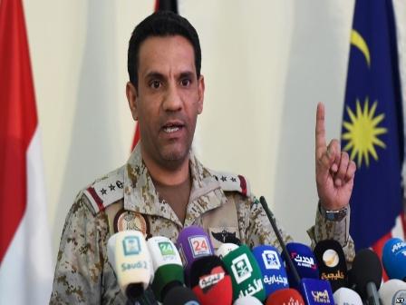 التحالف يتوعد الميليشيا الحوثية