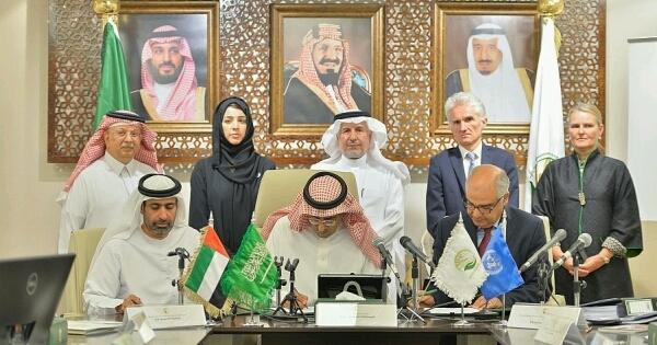"""تفاصيل اتفاقيات وقعتها السعودية والإمارات في """"الرياض"""" بشأن اليمن"""
