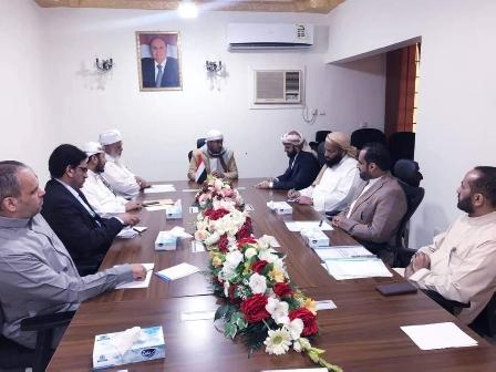 تفاصيل الإجتماع الذي عقدة وزير الأوقاف مع وكلاء الوزارة للقطاعات الـ«6»