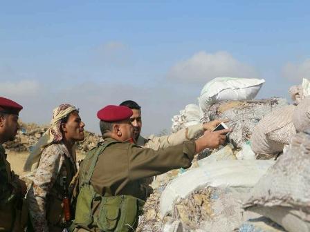 تفاصيل ماحدث «للحوثيين» فجر اليوم شمال تعـز