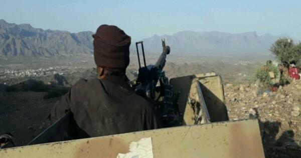 """قوات """"الشرعية"""" تستعيد 11 موقعا في """"الضالع"""""""
