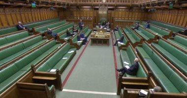 مقاعد البرلمان البريطانى خاوية فى جلسة لبحث أزمة اليمن
