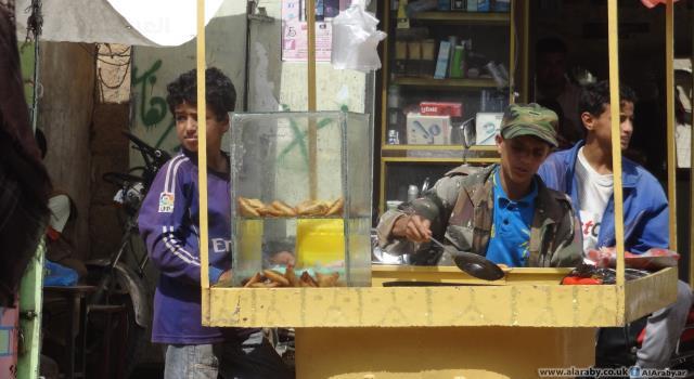 رمضان رزق للعمالة الموسمية في اليمن