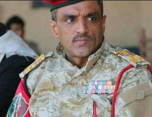 مسلحون يختطفون قائد عسكري رفيع بمحافظة لحج