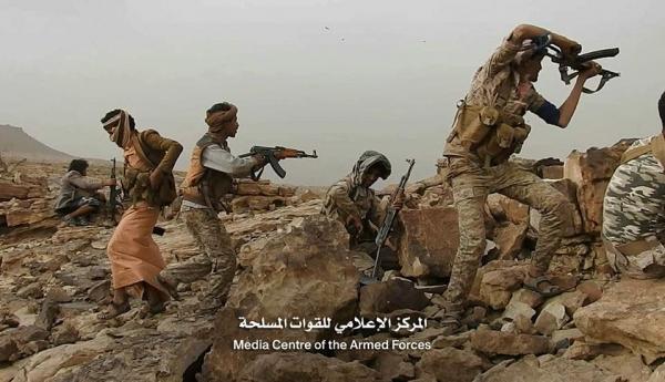 قوات «الجيش» تستدرج «27» حوثيا الى كمين مُحكم