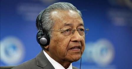مهاتير محمد يقترح  خطية خطيرة لإنقاذ اقتصاد شرق آسيا