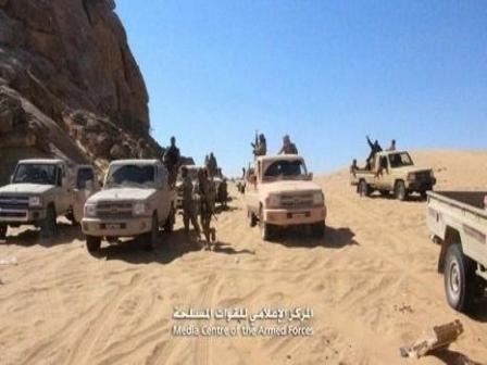 الإعلان عن تقدم كبير للجيش بمعقل «الحوثيين»