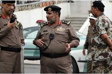 السعودية تعلن عن اعتقالات واسعة ومن عدة جنسيات بينهم 10 يمنيين و 34 سعوديا