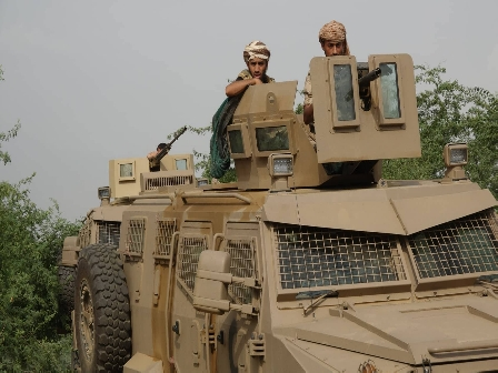 نكسة جديدة «للحوثيين» في معقل «سيّدهم»..«سقوط خط دولي وانتزاع مناطق استراتيجية»