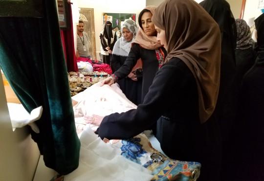 نساء اليمن… تأهيل لسوق العمل