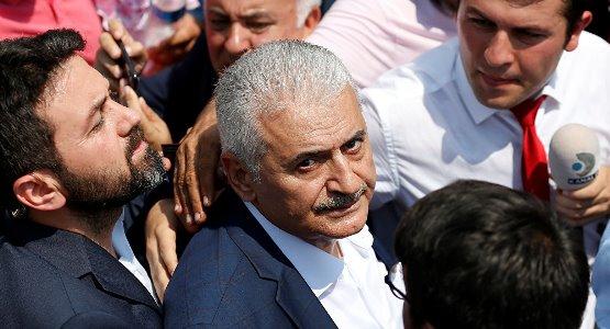 هزيمة موجعة لحزب العدالة والتنمية في إستنبول ويلدرم يخسر