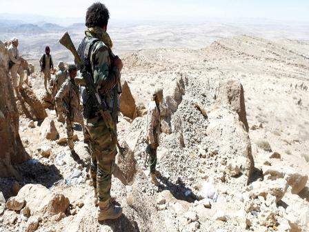 انتصار كبير «للجيش» في معقل «عبد الملك»يحصد أكثر من 1000 حوثياً - تفاصيل