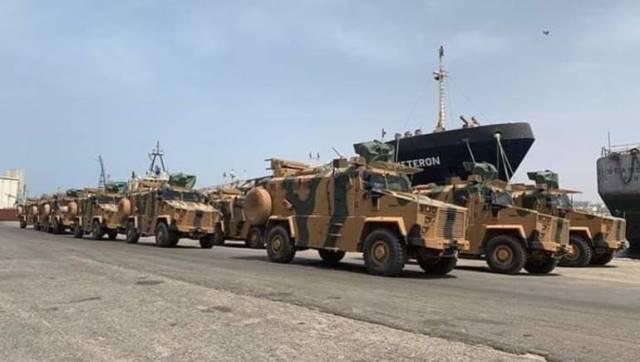 موقع ألماني: ماذا تفعل تركيا في ليبيا؟