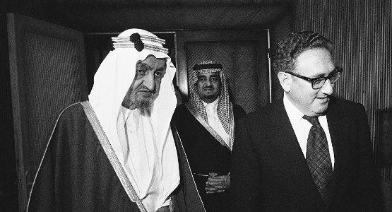 رحلة الملك فيصل التي غيرت تاريخ السعودية