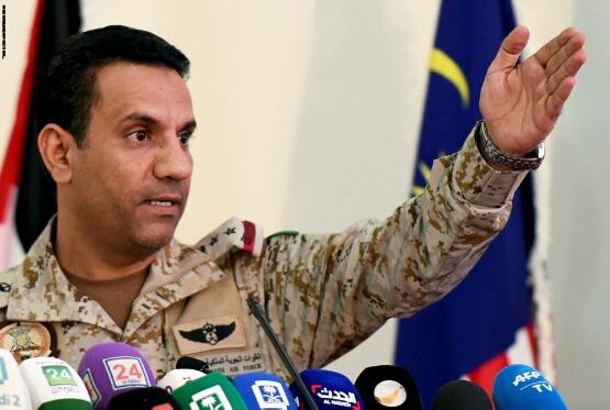 هجوم كبير يستهدف السعودية وروايتان مختلفتان .. الحوثيون يعلنون تنفيذ 3 عمليات واسعة والتحالف يكشف ماحدث