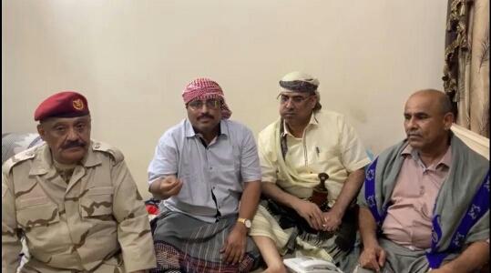 هذه حقيقة استسلام وزير الداخلية اليمني وتسليم نفسه لمليشيات الانتقالي