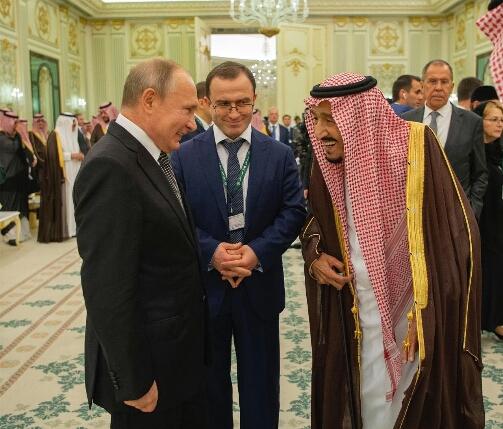 بـ 21 طلقة مدفعية .. السعودية تحتفي بحليف جديد قوي يفهم الشرق أفضل من الغرب