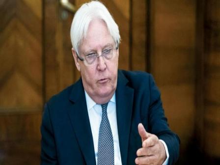 تصريح جديد لـ«غريفيث»بشأن إتفاق «الرياض»بين «الشرعية والانتقالي»