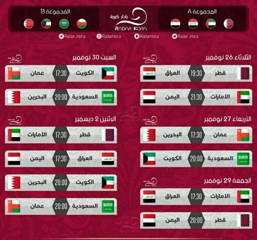 اليمن والامارات كاس الخليج