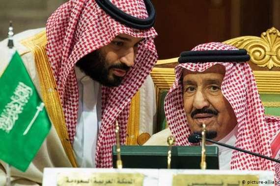 أمر ملكي  بشأن ولي العهد السعودي الأمير محمد بن سلمان