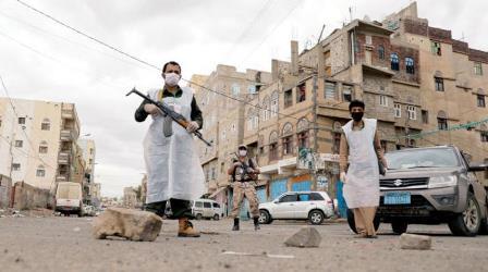 عاجل : الحوثيون يكشفون عن انتشار جديد لفيروس كورونا في العاصمة صنعاء