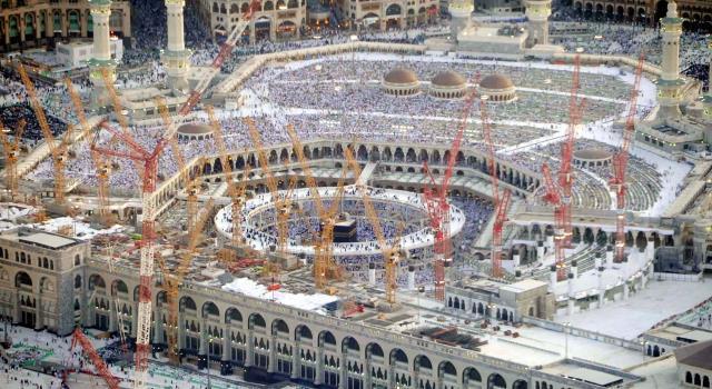 مأرب برس السعودية تستأنف توسعة الحرم المكي بمواصفات ومخططات تعد الأكبر في تاريخ المشاعر المقدسة