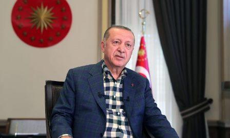 أردوغان يكشف لقيادات حزبه في العدالة والتنمية عن استراتيجية تركيا الجديدة في المنطقة والعالم التي ستقضي على خصومها