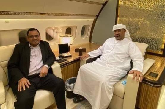 الامارات تستدعي قيادة المجلس الانتقالي إلى ابوظبي ومصادر تكشف خفايا الزيارة المفاجئة
