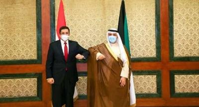 وزير الخارجية للحكومة الشرعية  في الكويت وهذا أبرز ما تم الإتفاق علية