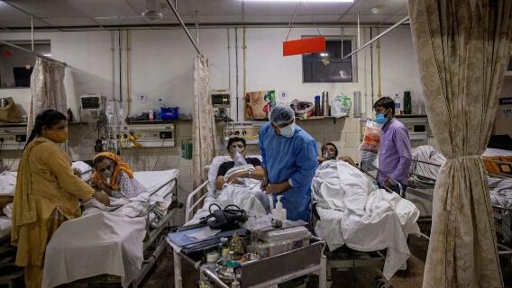 أول دولة خليجية تعلن رصد إصابات بالمتحور الهندي من فيروس كورونا