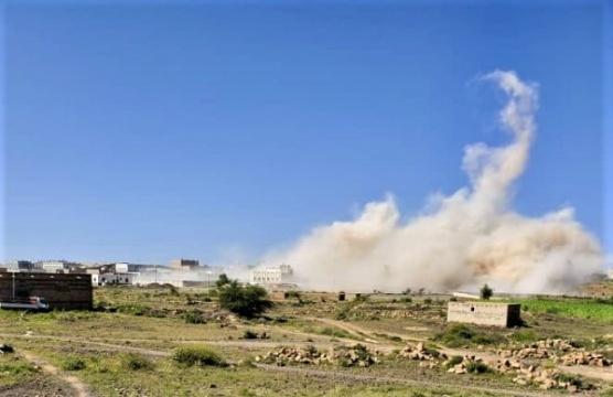 الحوثيون يرتكبون جريمة حرب جديدة